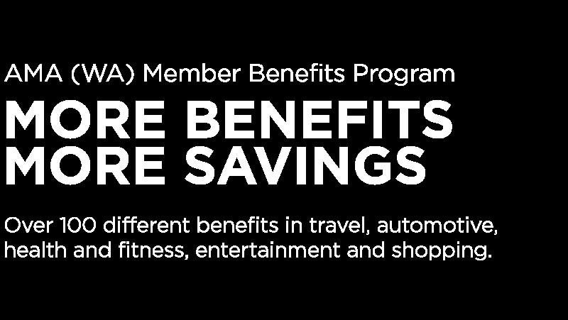 AMA (WA) | Member Benefits
