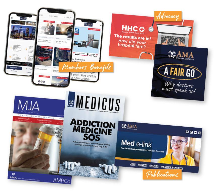AMA (WA) | Membership Packages