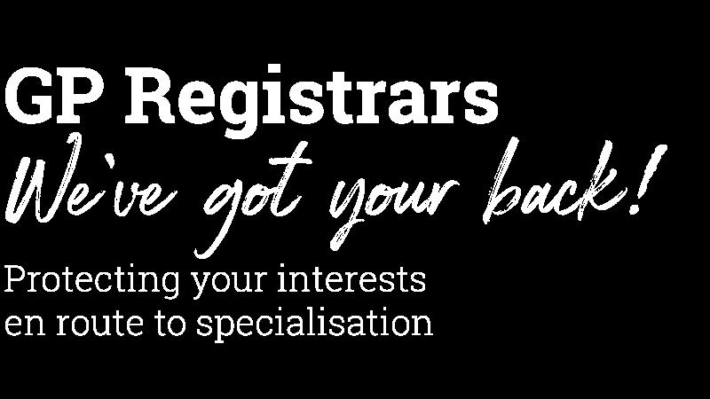 AMA (WA) | GP Registrars