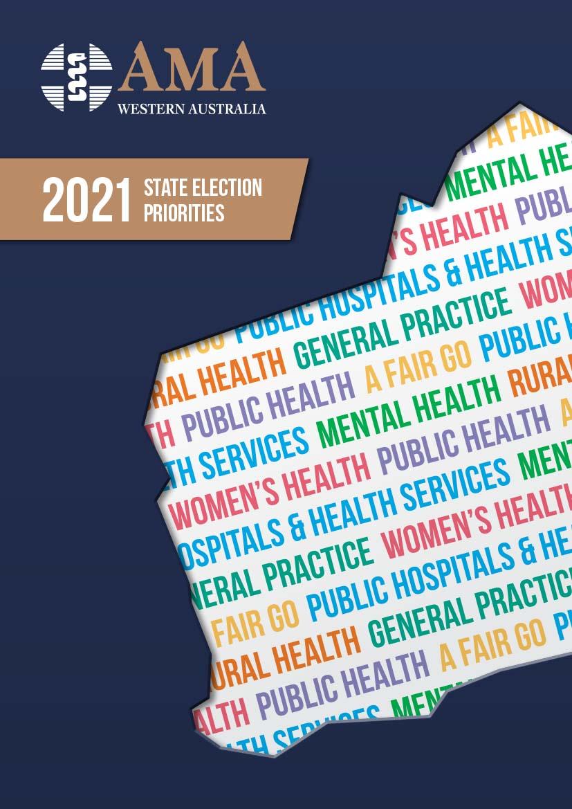 AMA (WA) | WA State Election Priorities