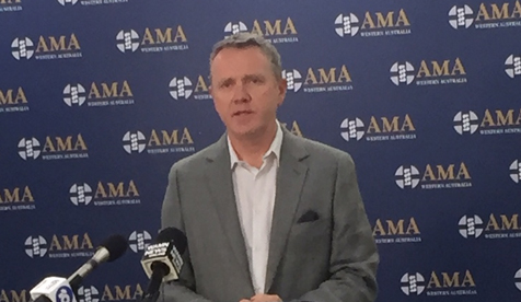 AMA (WA) | Dr Andrew Miller Media Conference