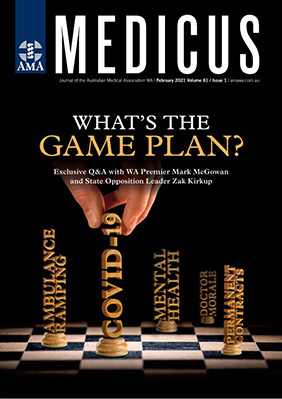 AMA (WA) | MEDICUS Feb 2021